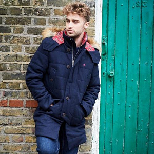 Raleigh Wool Winter Parka