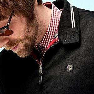 Harrington Fifty Look
