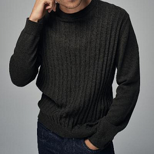 Muswell cable knit jumper